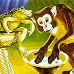 Жаба и Обезьяна